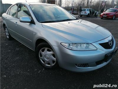 second-hand Mazda 6 din 2005,recent adusa din Germania