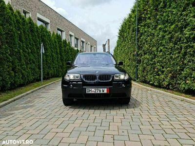 second-hand BMW X3 xDrive20d