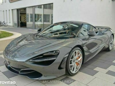 second-hand McLaren 720S