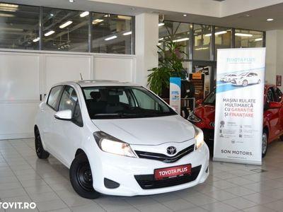 second-hand Toyota Yaris III