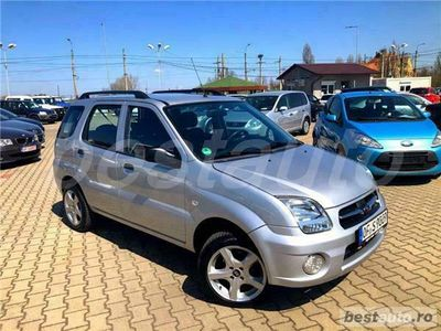 second-hand Suzuki Ignis 4x4 Gaz Aer Conditionat Import Germania Impecabila
