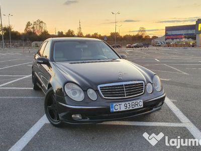 second-hand Mercedes E270 Manual