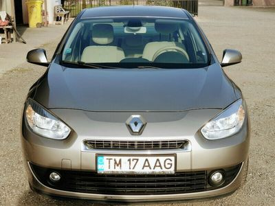 second-hand Renault Fluence impecabil 1,6 benzina + GPL