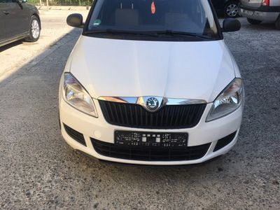 second-hand Skoda Roomster 2012 Euro 5