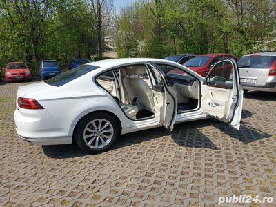 second-hand VW Passat 2.0 TDI, 240 CP, 4x4, auto in garantie - 20000 eur
