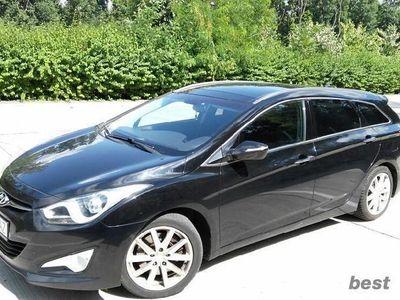 second-hand Hyundai i40