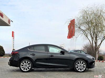 second-hand Mazda 3 Berlina Bi Xenon Scaune Piele System Bose