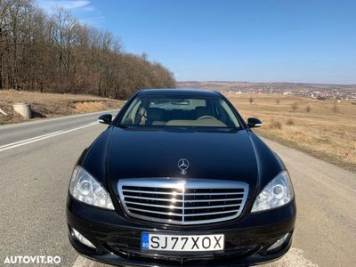 second-hand Mercedes S420 S