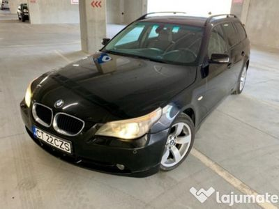 second-hand BMW 525 posibilitate rate