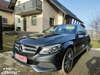 second-hand Mercedes C350