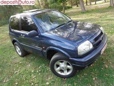second-hand Suzuki Grand Vitara 2000
