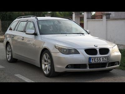 second-hand BMW 525