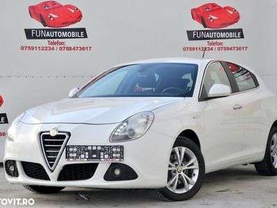 second-hand Alfa Romeo Giulietta 1.4