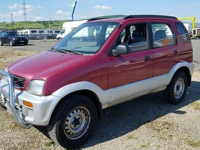 second-hand Daihatsu Terios 1.3i, 1997 4x4