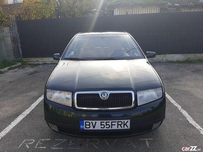 second-hand Skoda Fabia 1.4 16V Benzină,Euro 4