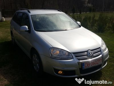 second-hand VW Golf V an 2008