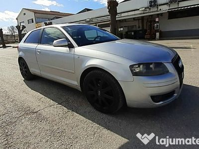 second-hand Audi A3 1.968 TDI An 2007 CP 140 6+1 Trepte