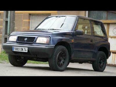 second-hand Suzuki Vitara 4x4 - an 2002, 2.0 Hdi (Diesel)