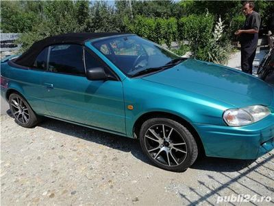 second-hand Toyota Paseo