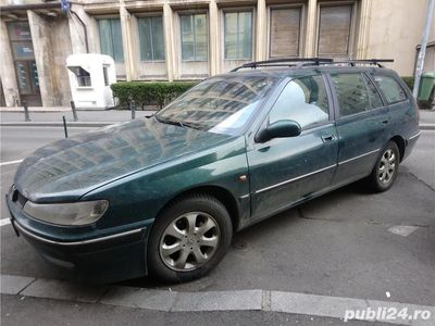second-hand Peugeot 406