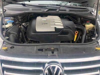 second-hand VW Touareg 2