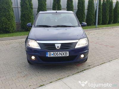 second-hand Dacia Logan 1.2 16v benzina si GPL