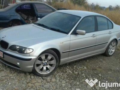 second-hand BMW 318 e46an 2003 facelift 2.0 benzina