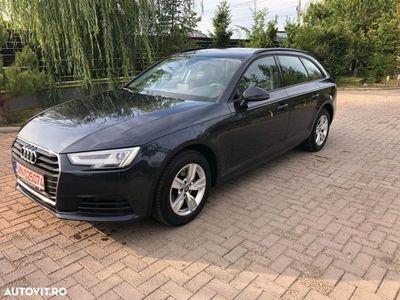 brugt Audi A4 B9