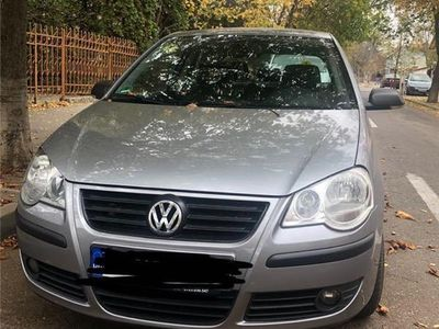 second-hand VW Polo 9N
