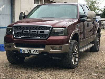 second-hand Ford F-150 king ranch