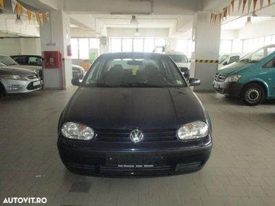 second-hand VW Golf din 1998