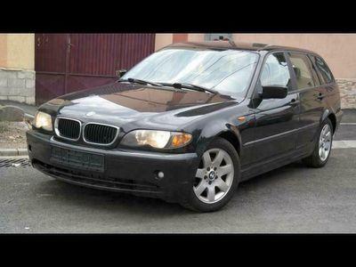 second-hand BMW 318 E46 d / 320d Touring EURO 4 - an 2004, 2.0d (Diesel)