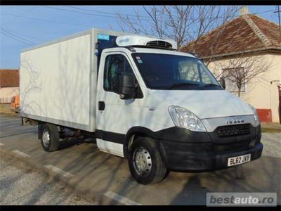 second-hand Iveco Daily 35S11 - FRIGORIFIC - an 2013