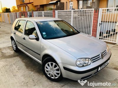 second-hand VW Golf IV 1.4i euro 4 2001 AC - funcțional geamuri electrice