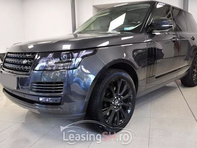 second-hand Land Rover Range Rover din 2016