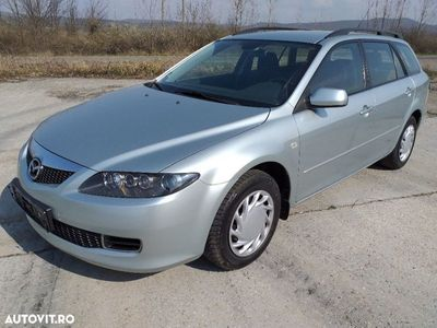 second-hand Mazda 6 An 2007 Diesel 2.0 143cp Facelift