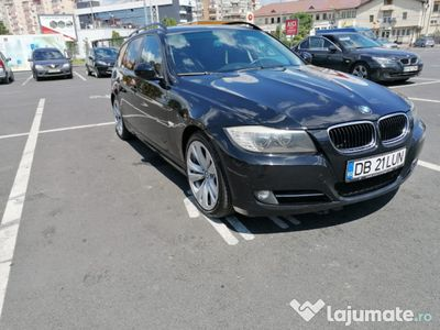 second-hand BMW 318 e91 d 2009, euro 5