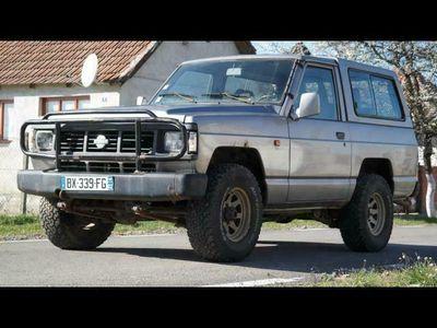 second-hand Nissan Patrol 4x4 - an 1991, 2.8 D (Diesel)