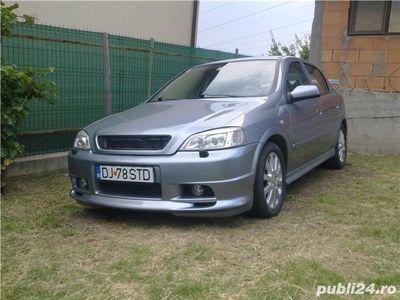 second-hand Opel Astra 1.7 DTI motor Isuzu 2003