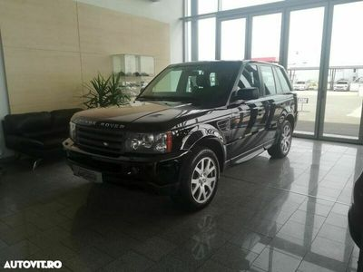 second-hand Land Rover Range Rover Sport 2.7TDV6