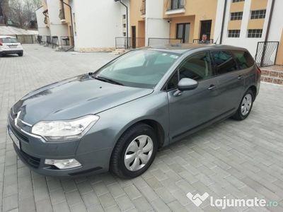 used Citroën C5 1.6 hdi Imatriculat RO 2019 import Germania-Unic
