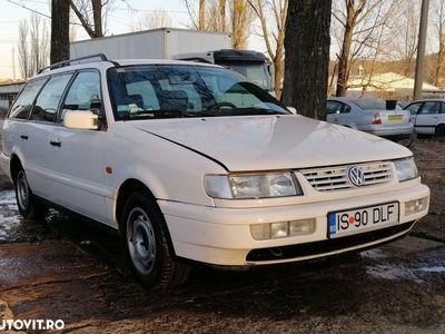 second-hand VW Passat variant 1,9 tdi