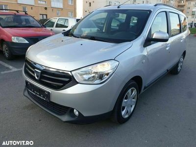 second-hand Dacia Lodgy dCi