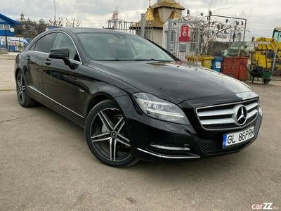 second-hand Mercedes CLS350 cdi 4matic 2012 full accept variante !!!