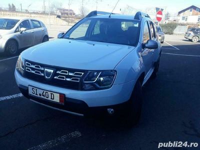 second-hand Dacia Duster 1,5 diesel din 2014