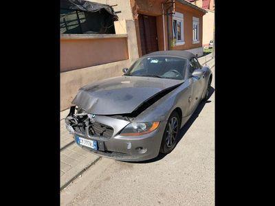 second-hand BMW Z4 2.0 I