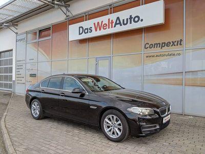 second-hand BMW 518 d Aut.