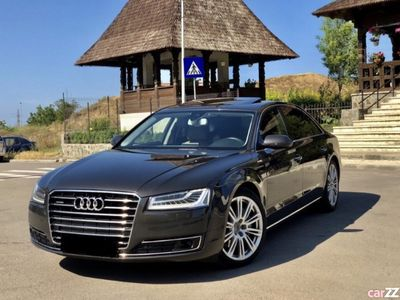 second-hand Audi A8L individual bussines 2016