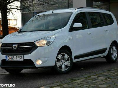 second-hand Dacia Lodgy 1.5