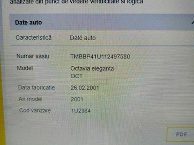 second-hand Skoda Octavia 1.9